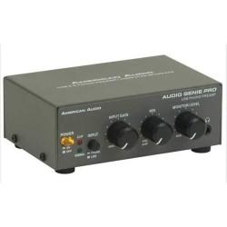 AmericanAudio - AmericanAudio Audio Genie Pro Ses kartı