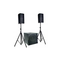 AmericanAudio - AmericanAudio TRI PACK II