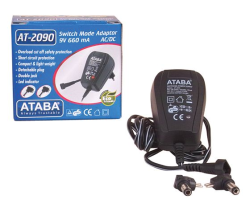 Ataba - Ataba AT-2090 9V 660mAh Adaptör