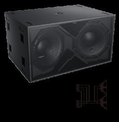 Audiocenter - Audiocenter K-LA218 DSP