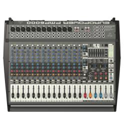 Behringer - Behringer PMP6000 Power Mikser