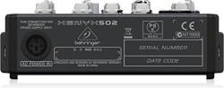 Behringer XENYX 502 Deck Mikser - Thumbnail