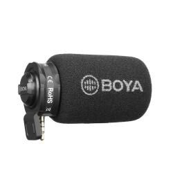 Boya - Boya BY-A7H Condenser Telefon Mikrofonu