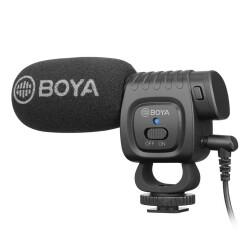 Boya - Boya BY-BM3011 Kompakt Shotgun Mikrofon