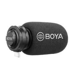 Boya - Boya BY-DM100 Type-c Girişli Telefon Mikrofonu