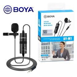 Boya - Boya BY-M1 Yaka Mikrofonu