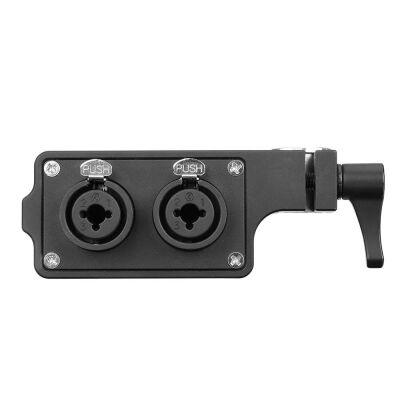 Boya BY-MA2 Çift Kanallı XLR Mikrofon Ses Mikseri
