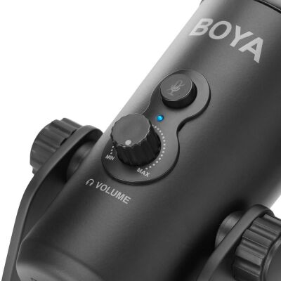 Boya BY-PM700 USB Canlı Yayın Mikrofonu