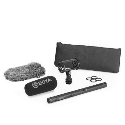 Boya BY-PVM3000S Modüler Shotgun Mikrofon
