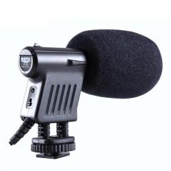 Boya - Boya BY-VM01 Mini Kamera Mikrofonu
