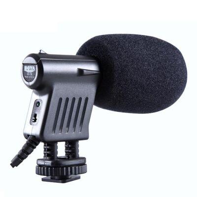Boya BY-VM01 Mini Kamera Mikrofonu
