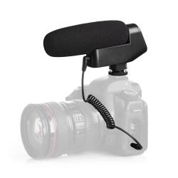 Boya - Boya BY-VM600 Profesyonel Shotgun Mikrofon