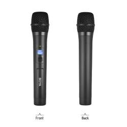 Boya - Boya BY-WHM8 Pro Kablosuz Dinamik El Mikrofonu