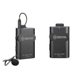 Boya - Boya BY-WM4 Pro K1 Kablosuz Yaka Mikrofonu