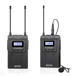 Boya - Boya BY-WM8 Pro Kit-1 Prof. Kablosuz Mikrofon