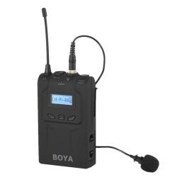 Boya - Boya TX8 Pro Kablosuz Mikrofon Vericisi