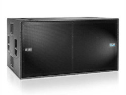dB Technologies - dB TECHNOLOGIES DVA S30 Aktif Kabin Subwoofer Hoparlör 2x18'' 3000W