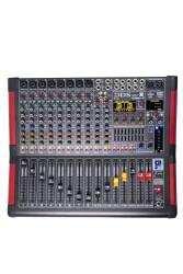 DDS - DDS D-12 12 Kanal Ses Mikseri Deck Mixer