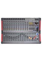 DDS - DDS D-16 16 Kanal Ses Mikseri Deck Mixer