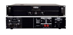 DDS - DDS D-3000 3000 Watt Power Amfi