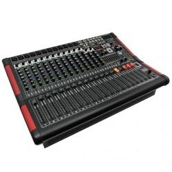 DDS - DDS D16 P4000 DSP 4000 Watt 16 Kanal Power Mikser