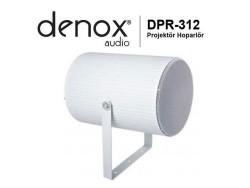 Denox - Denox DPR 312 Horn Tipi Projektör Hoparlör