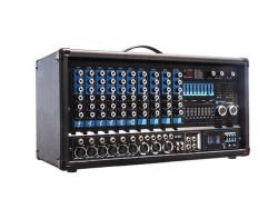 - Denox DX 1062 FX 8 Ohm Ekranlı Amplifikatör