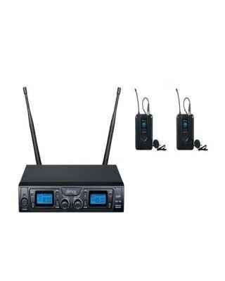 Denox TRX-320 Kablosuz Yaka Mikrofonu