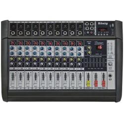 König - König K10 P500FX 2x250W Power Mixer