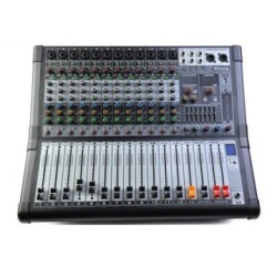König - König K12 P1000FX 2x500W Power Mixer