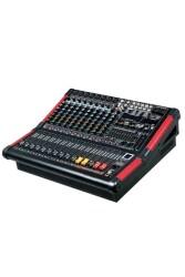 König - König K12 P1500FX 2x750W Power Mixer