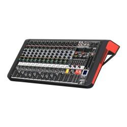 König - König K8 P600FX 2x300W Power Mixer