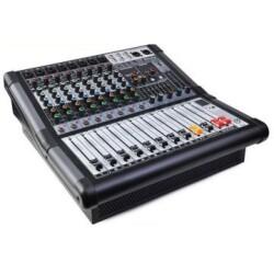 König - König K8 P800 FX 2x500W Power Mixer