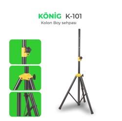 König - König K-101 Kolon Boy Sehpası