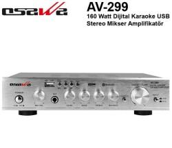 Osawa - Osawa Av-299 2x80W Stereo Anfi