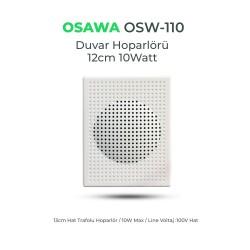 Osawa - Osawa OSW-110 12cm 100V Hat Trafolu Alçıpan Hoparlör