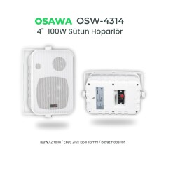 Osawa - Osawa OSW-4314 4