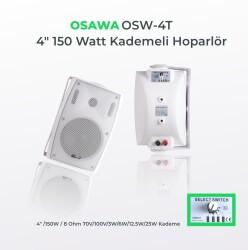 Osawa - Osawa OSW-4T 4'' 150W Stun Hoparlör
