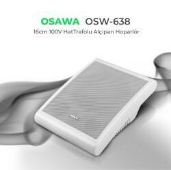 Osawa - Osawa OSW-638 16cm 100V Hat Trafolu Hoparlör