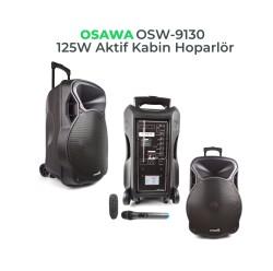 Osawa - Osawa OSW-9130 EL+EL Taşınabilir Seyyar Sistem