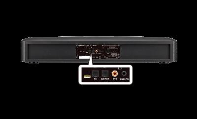 Pioneer SBX-B30 2.1 Soundbar