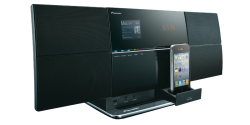 Pioneer Hi-Fi - Pioneer X-SMC3-K Slim Air Play Av Mikro Sistemi