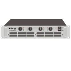 König - König PRO 3808 4x800W Power Mixer