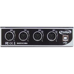 Prodipe - Prodipe MIDI-USB PRODIPE 4i4o