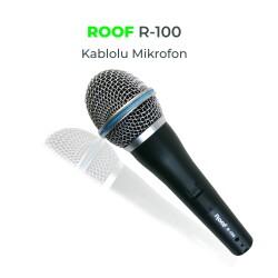 Roof - Roof R-100 Dinamic El Mikrofonu