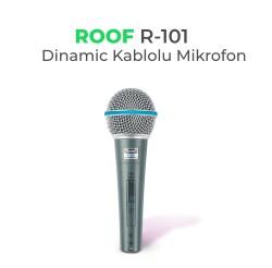 Roof - ROOF R-101 Dinamic El Mikrofonu