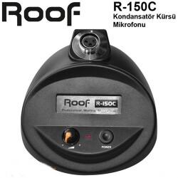 Roof - Roof R-150C Kondenser Kürsü Mikrofonu
