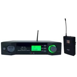 Roof - Roof R-201 YAKA Tek Kanal UHF Telsiz Mikrofon