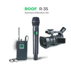 Roof - Roof R-35 Kamera Mikrofon Kiti