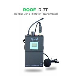Roof - Roof R-3T Transmıtter Verici Mikrofon